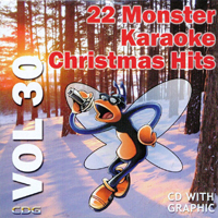 Sunfly Hits Vol.30 - Monster Karaoke Christmas Hits