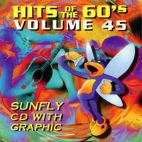 Sunfly Hits Vol.45 - Hits Of The 60's