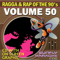 Sunfly Hits Vol.50 - Ragga & Rap 90's