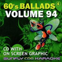 Sunfly Hits Vol.94 - 60's Ballads Vol.4