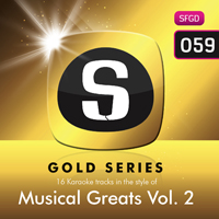 Gold Vol.59 - Musical Greats Vol.2