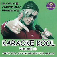 Karaoke Kool Vol. 10