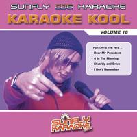 Karaoke Kool Vol. 18