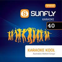 Karaoke Kool Vol. 40