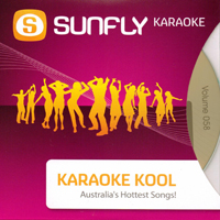 Karaoke Kool Vol. 58