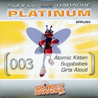 Platinum Vol.3 - Atomic Kitten - Sugababes & Girls Aloud