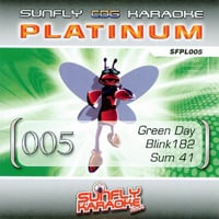 Platinum Vol.5 - Green Day - Blink 182 & Sum 41