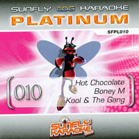 Platinum Vol.10 -  Hot Chocolate - Boney M - Kool & The Gang