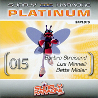 Platinum Vol.15 - Barbra Streisand - Liza Minnelli & Bette Midler