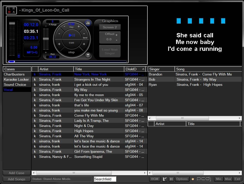 Pcdj Karaoki Pro Karaoke Software