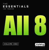 SUNFLY ESSENTIALS - ALL 8 VOLUMES CDG DISC ONLY