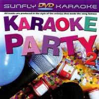 DVD - Karaoke Party Vol.2
