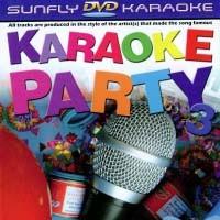 DVD - Karaoke Party Vol.3