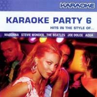 DVD - Karaoke Party Vol.6