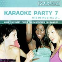 DVD - Karaoke Party Vol.7