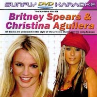 DVD - Britney Spears & Christina Aguilera
