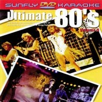 DVD - Ultimate Eighties Vol.3