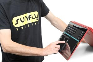 Sunfly Karaoke Official Tshirt