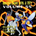 Sunfly Hits Vol.55 - British Chart Hits of the 70's