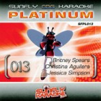 Platinum Vol.13 - Britney Spears - Christina Aguilera & Jessica Simpson