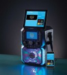 Daewoo Karaoke Machine with Video Screen