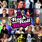 Rock and Roll Bingo Regular Pack MINI - 4 Games x 50 Tickets