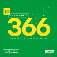 Sunfly Hits Vol.366 - August 2016