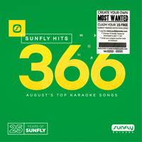 Sunfly Hits Vol.366 - August 2016 + 15 Track Voucher