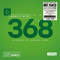 Sunfly Hits Vol.368 - October 2016 + 15 Track Voucher
