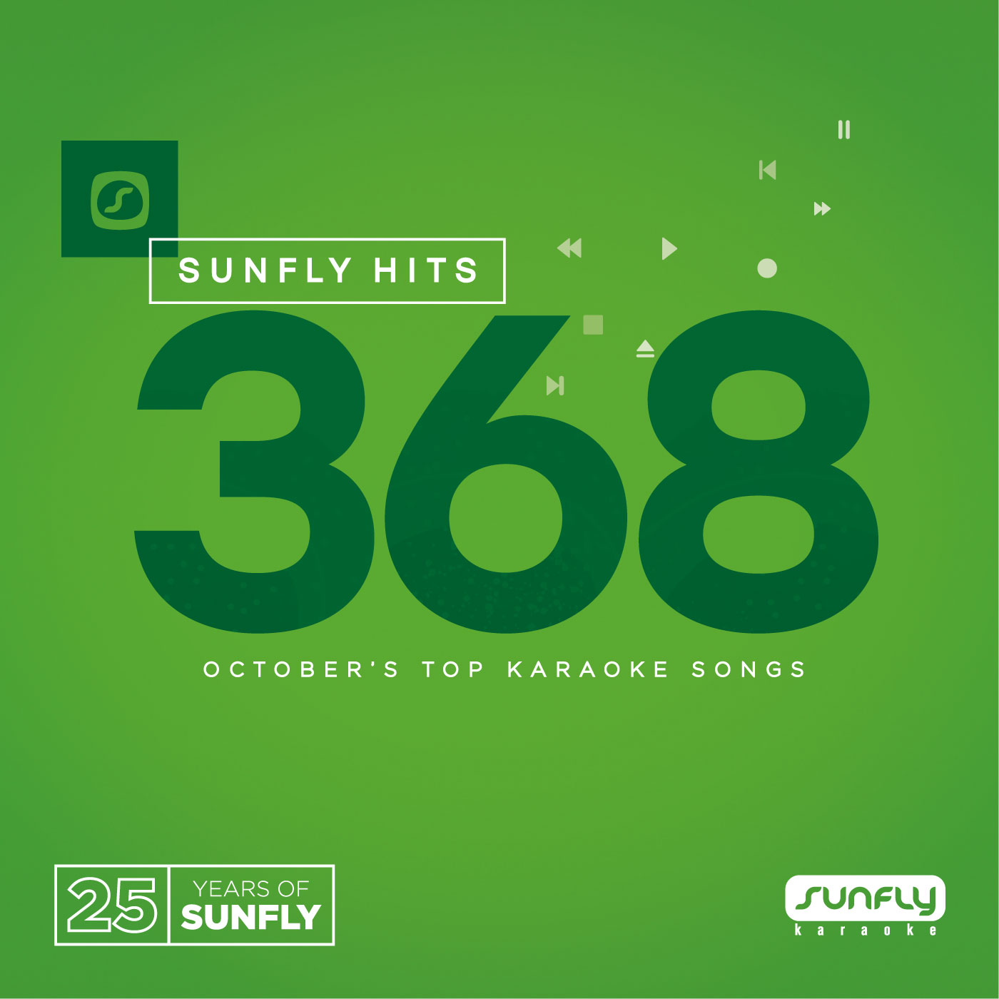 Sunfly Hits Vol.368 - October 2016