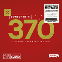 Sunfly Hits Vol.370 - December 2016 + 15 Track Voucher
