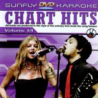 DVD - Chart Hits Vol. 14