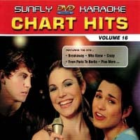 DVD - Chart Hits Vol. 16