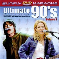 DVD - Ultimate Nineties Vol.2