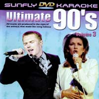 DVD - Ultimate Nineties Vol.3