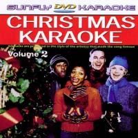 DVD - Christmas Karaoke Vol.2