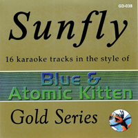 Gold Vol.38 - Blue & Atomic Kitten