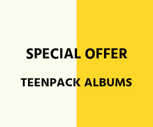 Teen Pack Albums - All 3 Volumes