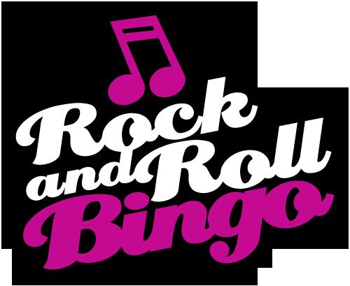 Rock and Roll Bingo Logo