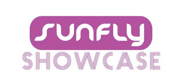 Sunfly Showcase Logo