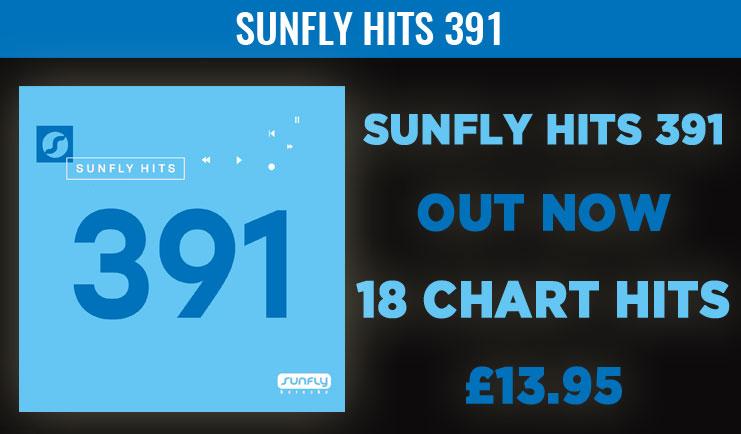 Sunfly Karaoke Hits 391 Album