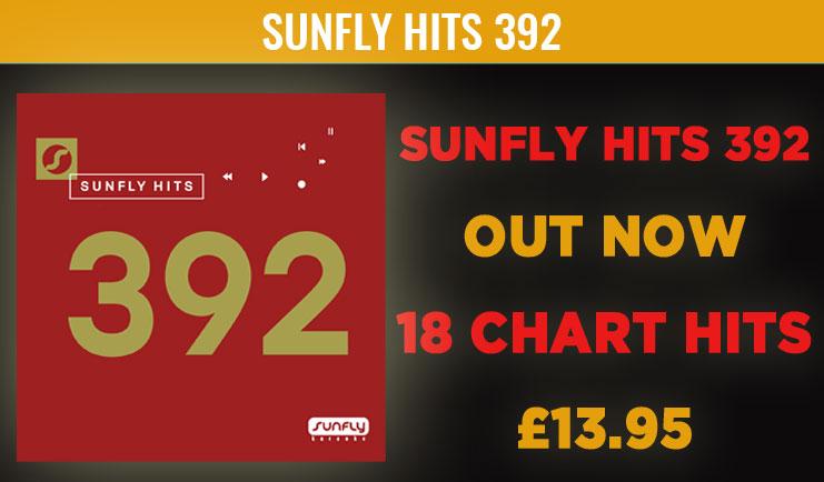 Sunfly Karaoke Hits 392 Album