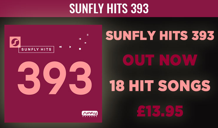 Sunfly Karaoke Hits 393 Album