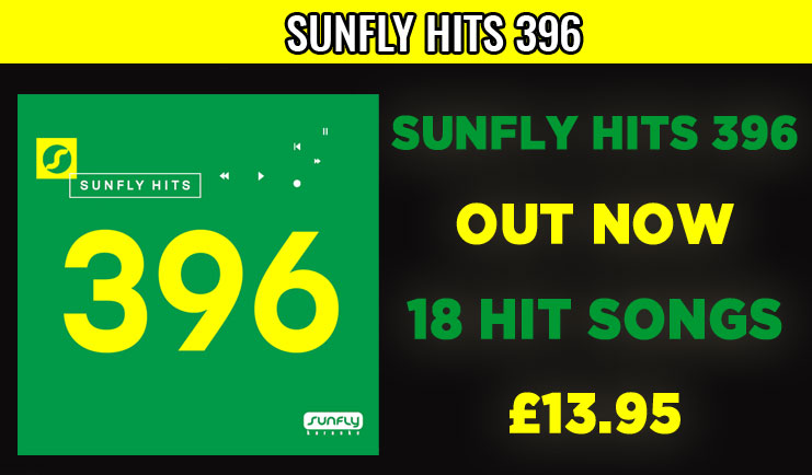 Sunfly Karaoke Hits 396 Album