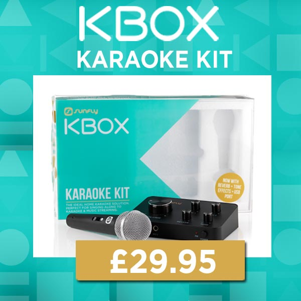 Kbox Karaoke Mixer