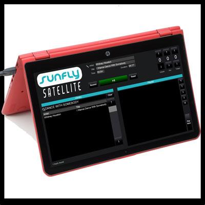 Satellite Karaoke System